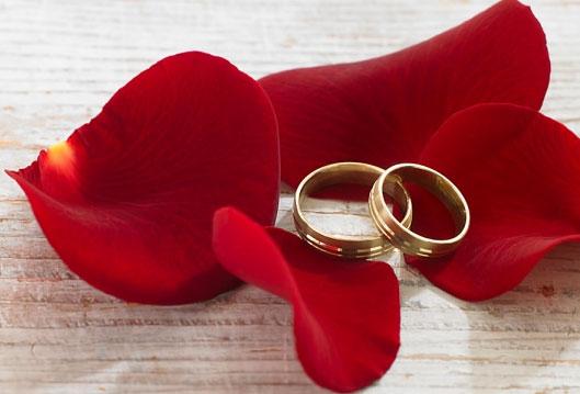 Chú rể luôn nhớ để nhẫn cưới trong túi trước hôn lễ