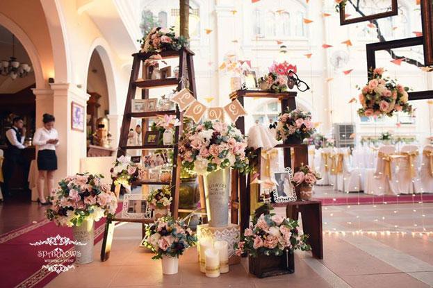 Phụ kiện cưới hỏi giá rẻ tại Hưng Thịnh