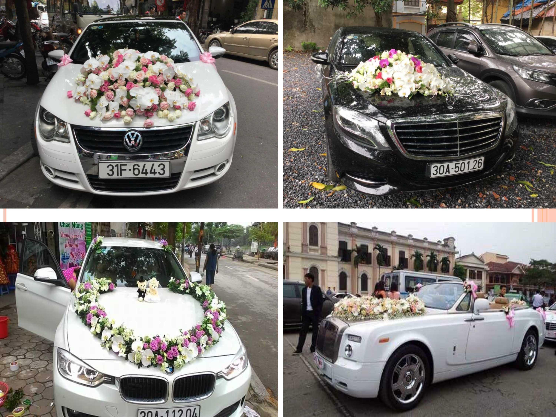 Bảng giá thuê xe hoa