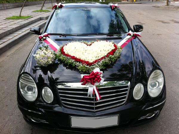 Chọn xe cưới sao cho phù hợp