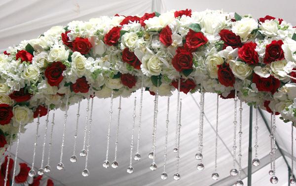 cổng hoa lan hồ điệp 21