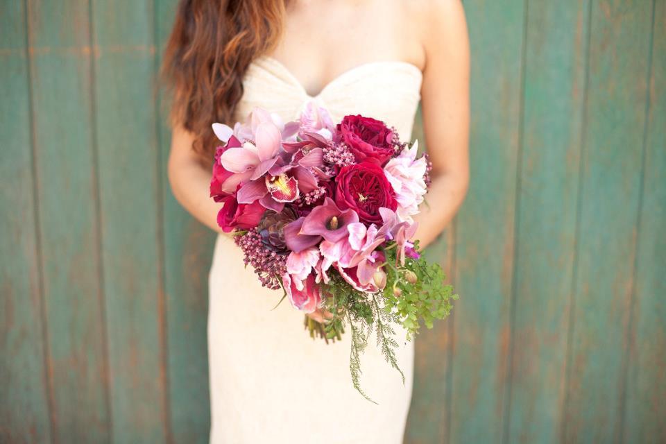 Những mẫu hoa cầm tay thịnh hành nhất mùa cưới 2013